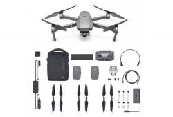 Drone DJI Mavic 2 ZOOM Kit Combo